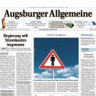 Augsburger Allgemeine: Zeitung muss Daten eines Forennutzers herausgeben