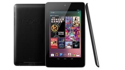 Das aktuelle Nexus 7