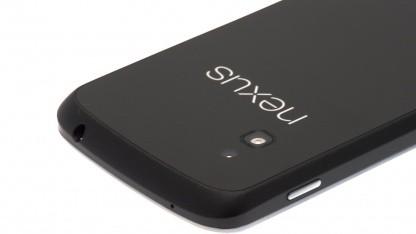 Nexus 4 mit kann wieder bestellt werden.