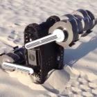 Rassor: Roboter soll den Mond nach Wasser umgraben