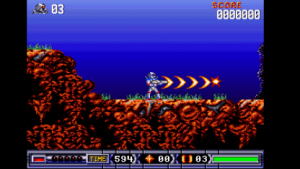 Turrican II im Browser