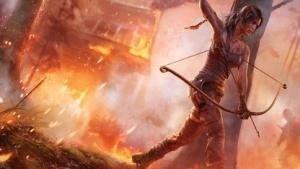 Artwork von Tomb Raider