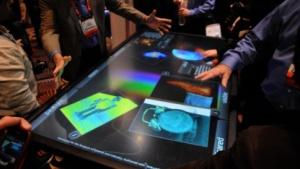 3Ms Touch-Tisch mit 4K-Display