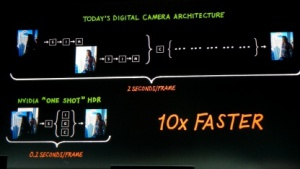 Nvidia-Gründer Jen-Hsun Huang zeigt den Tegra 4.