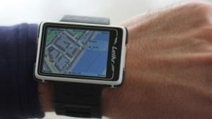 GPS-Sportuhr mit Linux, Qt und Openstreetmap