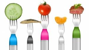 Hapifork misst, wie schnell man isst.