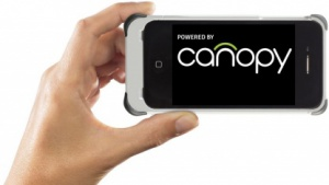 Canopy Sensus: iPhone bekommt mehr Touch-Oberfläche