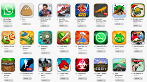 Apple: 40 Milliarden Downloads im App Store