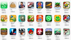 Apple: 40 Milliarden Downloads im App Store