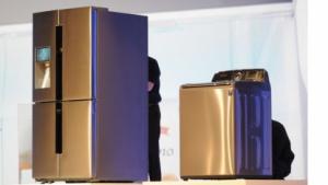 WLAN-Kühlschrank von Samsung