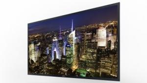Sonys 4K-TV-Prototyp mit 56 Zoll ist auf der CES 2013 zu sehen.
