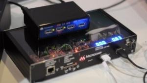 Dieser USB-Hub zeigt, dass Battery Charge auch von Endgeräten unterstützt wird.