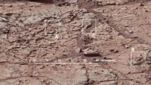 Stein John Klein: Noch nie wurde auf dem Mars gebohrt.