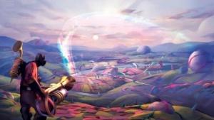 Team Fortress 2 - läuft bei Valve schon auf VR-Brillen.