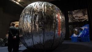 Raumfahrt: 2015 wird die ISS aufgeblasen