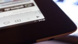 Verkauft sich das iPad 4 schlecht oder steht eine andere Displaytechnik an?