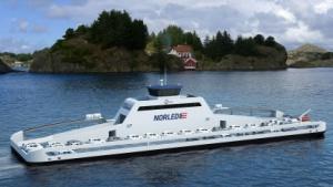Elektromobilität: Elektrisch über den Sognefjord