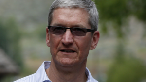 Apple-Chef Tim Cook