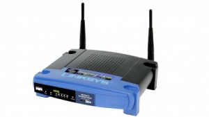 Linksys-Router WRT54G