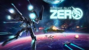 Strike Suit Zero - Weltraum-Action mit Mech