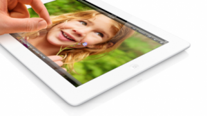 iPad 4 - nun auch mit 128 GByte Flashspeicher