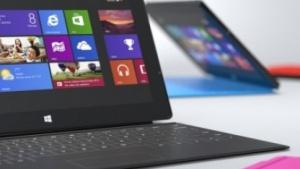 Das Surface Pro benötigt viel Speicherplatz für eigene Zwecke.