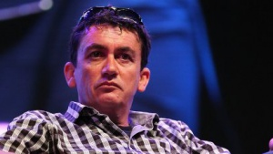Mega-Chef Tony Lentino am 20. Januar 2013