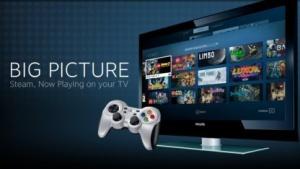 Big Picture als Wegbereiter für den Spiele-PC im Wohnzimmer