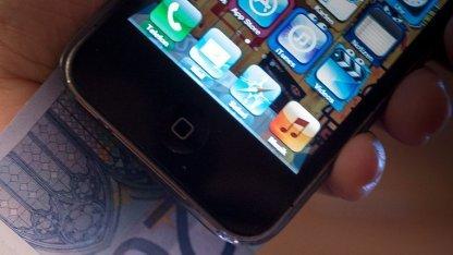 Das iPhone als Geldautomat