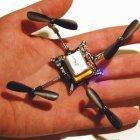 Open Source: Handtellergroßer Quadcopter zum Selberbauen