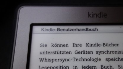 Gibt es bald farbige Kindles mit E-Ink-Display?