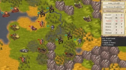 At the Gates: Civ-5-Designer stellt Strategiespiel vor
