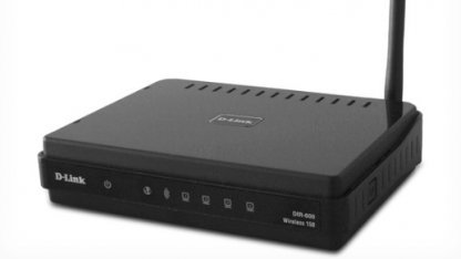 Der betroffene Router DIR-600