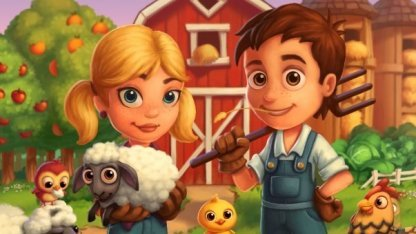 Artwork von Farmville 2