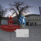 Augmented Reality: Virtueller Stadtführer mit Aufmerksamkeitsanalyse