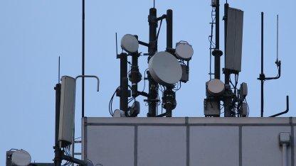 Mobilfunkantennen in Berlin