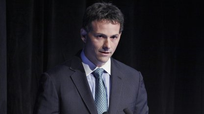US-Hedgefonds-Manager David Einhorn