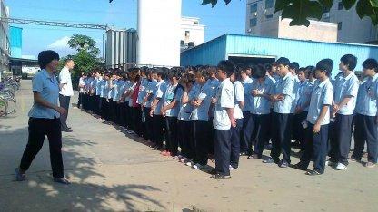 Titelbild eines Reports von China Labor Watch zu HEG Electronics