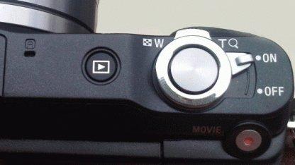 Bild der mutmaßlichen Sony NEX NEX-3n