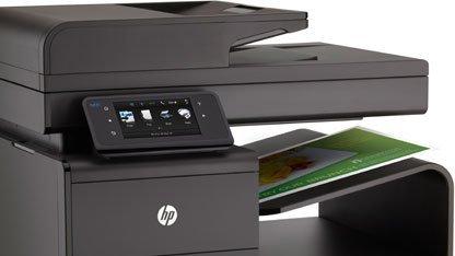 Der Officejet Pro X 576