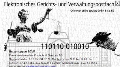 EGVP stellt auf gekapseltes Java 7 um.