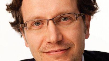Erik Huggers, Leiter von Intel Media