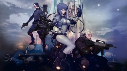 Ghost in the Shell: Stand Alone Complex - als Onlineshooter mit bekannten Helden