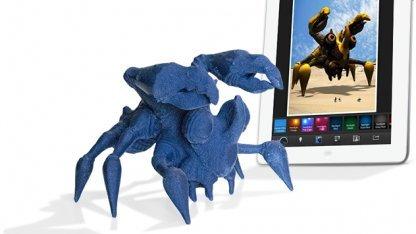 123D Creature: erst das Skelett, dann Flügel, Hörner oder Krallen