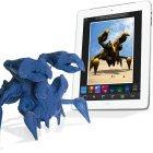 Autodesk 123D Creature: 3D-Monster auf dem iPad gestalten und drucken lassen