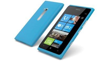 Das Lumia 900 ist Gegenstand einer Patentklage.