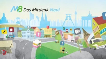 M8 gratis für Android und iOS