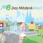 Telmap M8: Navigationssoftware gratis für Android und iOS