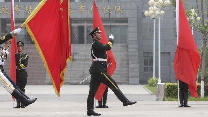 Soldat der Volksbefreiungsarmee: 141 Organisationen in englischsprachigen Ländern