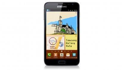 Samsungs Premium Suite kommt jetzt auch aufs erste Galaxy Note.
